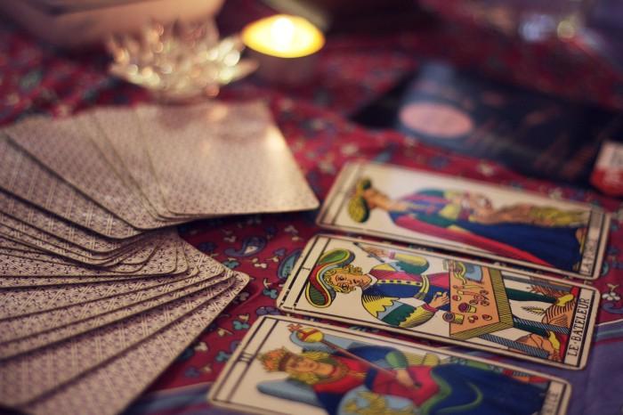 Comprendre la signification d'une carte de tarot
