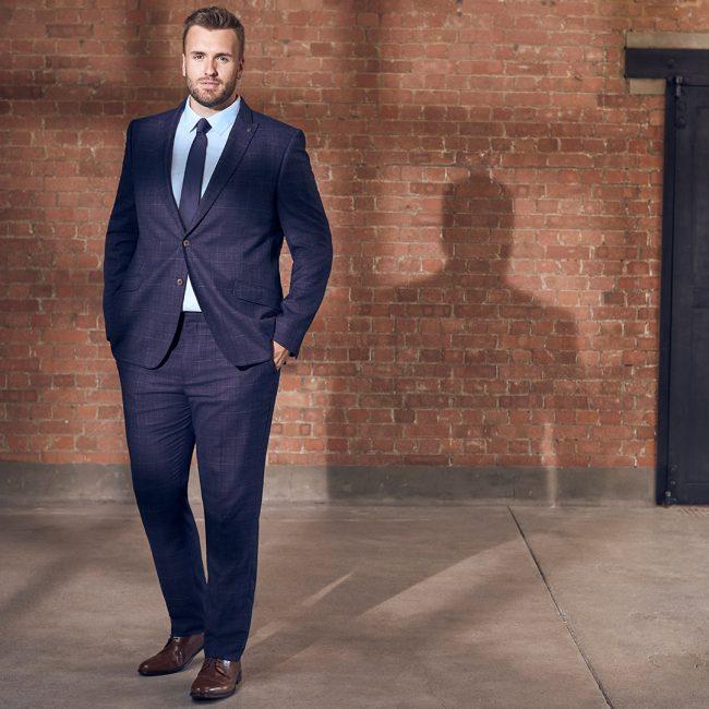 Sept façons de vous assurer que votre costume grande taille s'adapte parfaitement