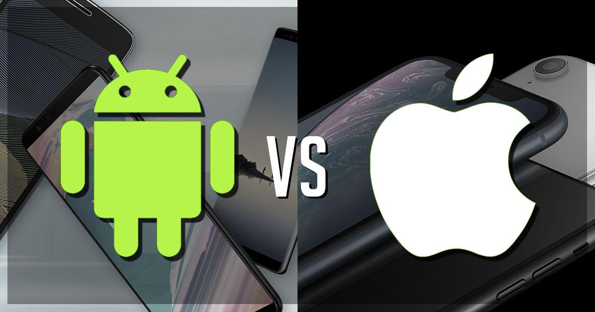Android vs iOS: lequel est le plus sécurisé?