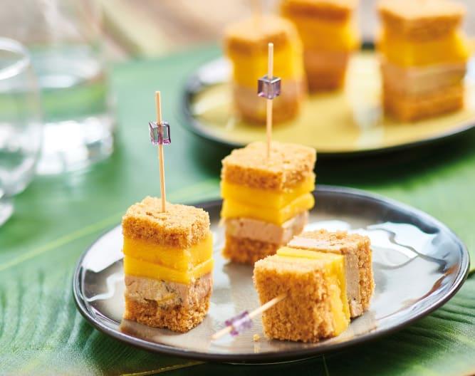 Cinq recettes de Foie Gras pour l'automne