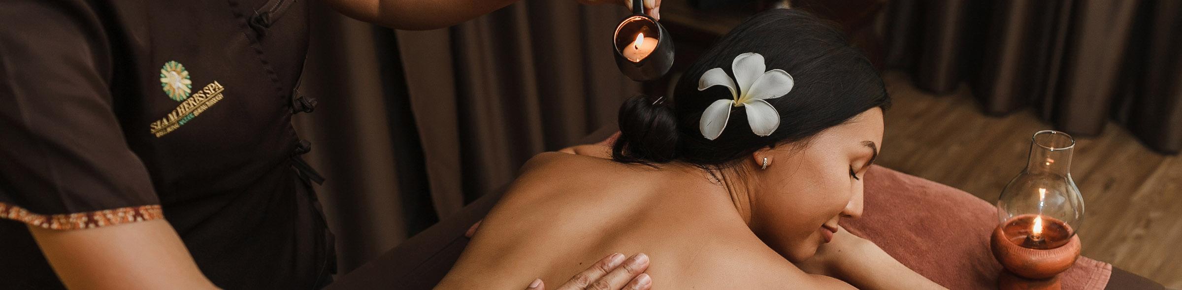 Des bougies de massage qui vont réchauffer votre vie sexuelle de bien des façons.